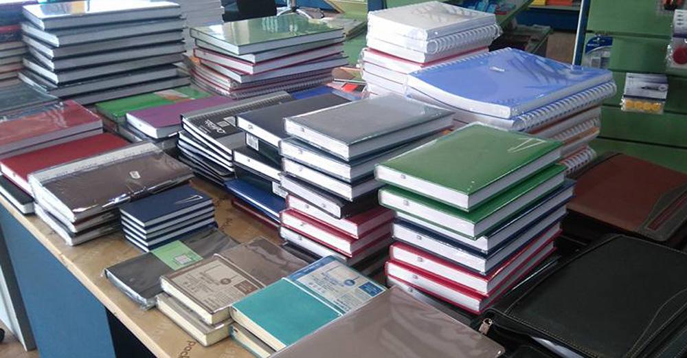 Agendas en papel