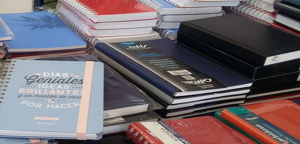 agendas en papel funcionales